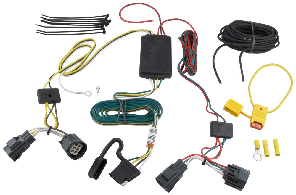 2014 Ford Focus Custom Fit Vehicle Wiring