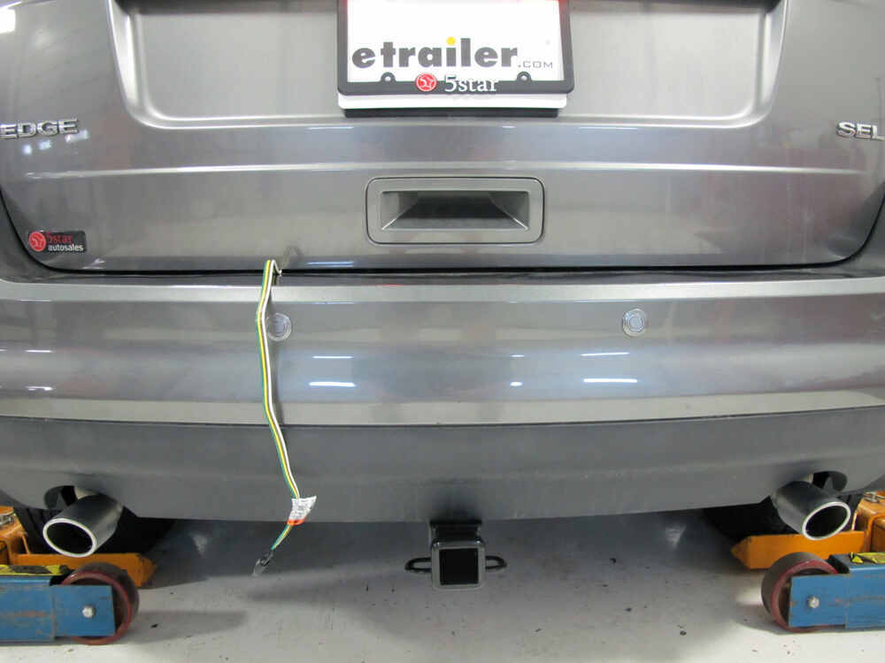 Ford Escape Trailer Hitch  Ford Edge T One Vehicle Wiring Harness