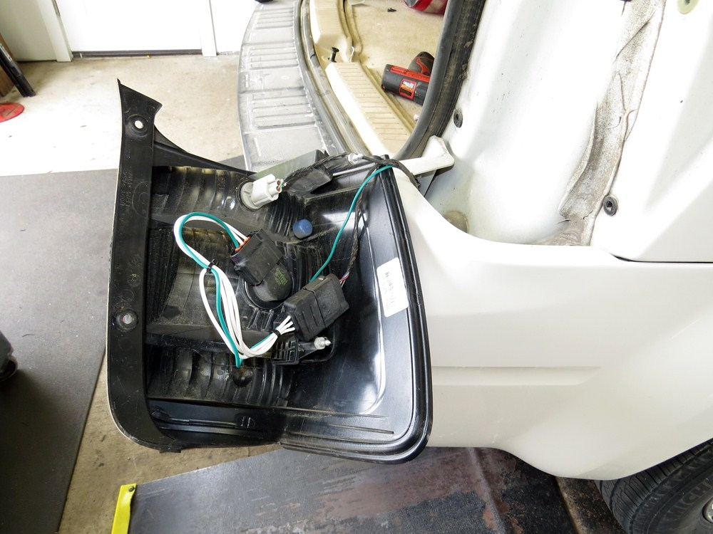 2010 Ford Escape Custom Fit Vehicle Wiring
