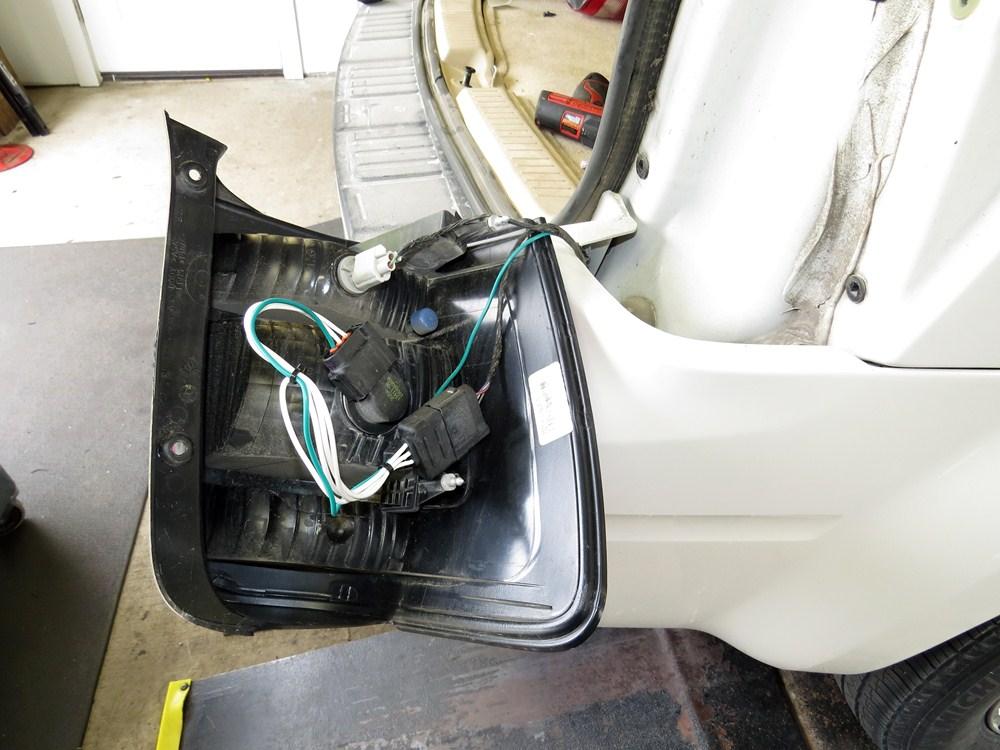 2010 ford escape custom fit vehicle wiring tekonsha. Black Bedroom Furniture Sets. Home Design Ideas