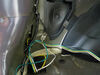 Tekonsha Powered Converter Custom Fit Vehicle Wiring - 118551 on 2012 Ford Escape