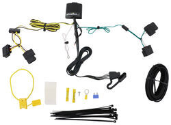 recommended trailer wiring harness for 2007 ford edge etrailer com rh etrailer com Universal Ford Wiring Harness Universal Ford Wiring Harness