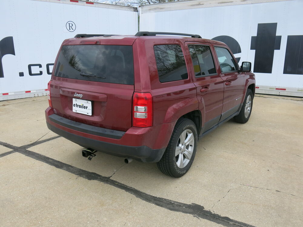 2008 jeep patriot t one vehicle wiring harness with 4 pole. Black Bedroom Furniture Sets. Home Design Ideas