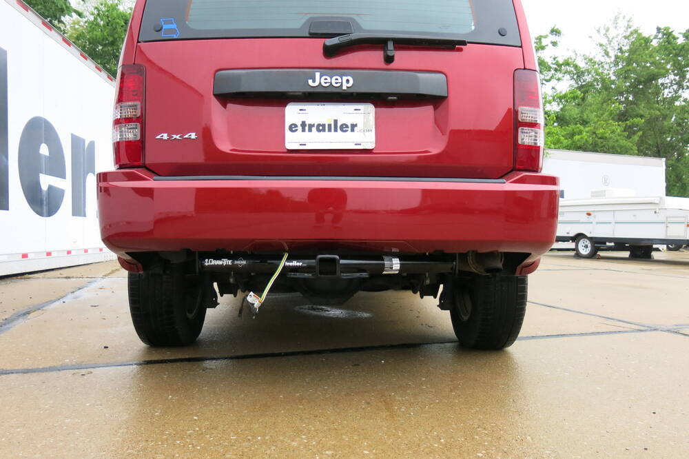 2010 Jeep Liberty T-One Vehicle Wiring Harness with 4-Pole ...