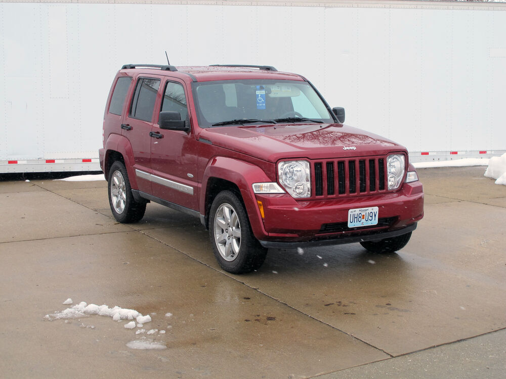 2012 Jeep Liberty Custom Fit Vehicle Wiring