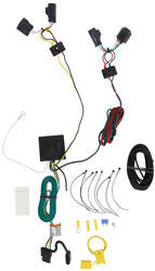 trailer wiring harness installation 2008 dodge nitro video rh etrailer com