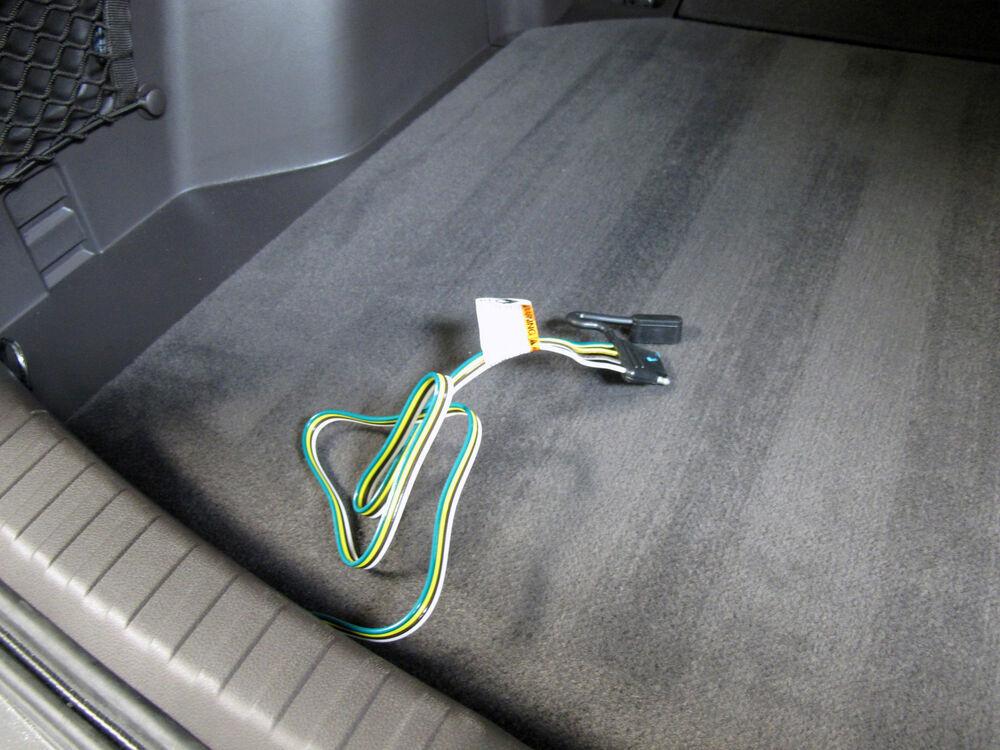 Trailer Wiring Harness For 2014 Honda Crv : Honda cr v custom fit vehicle wiring tekonsha