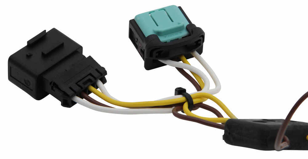Vw Passat Trailer Wiring Harness : Volkswagen passat custom fit vehicle wiring tekonsha