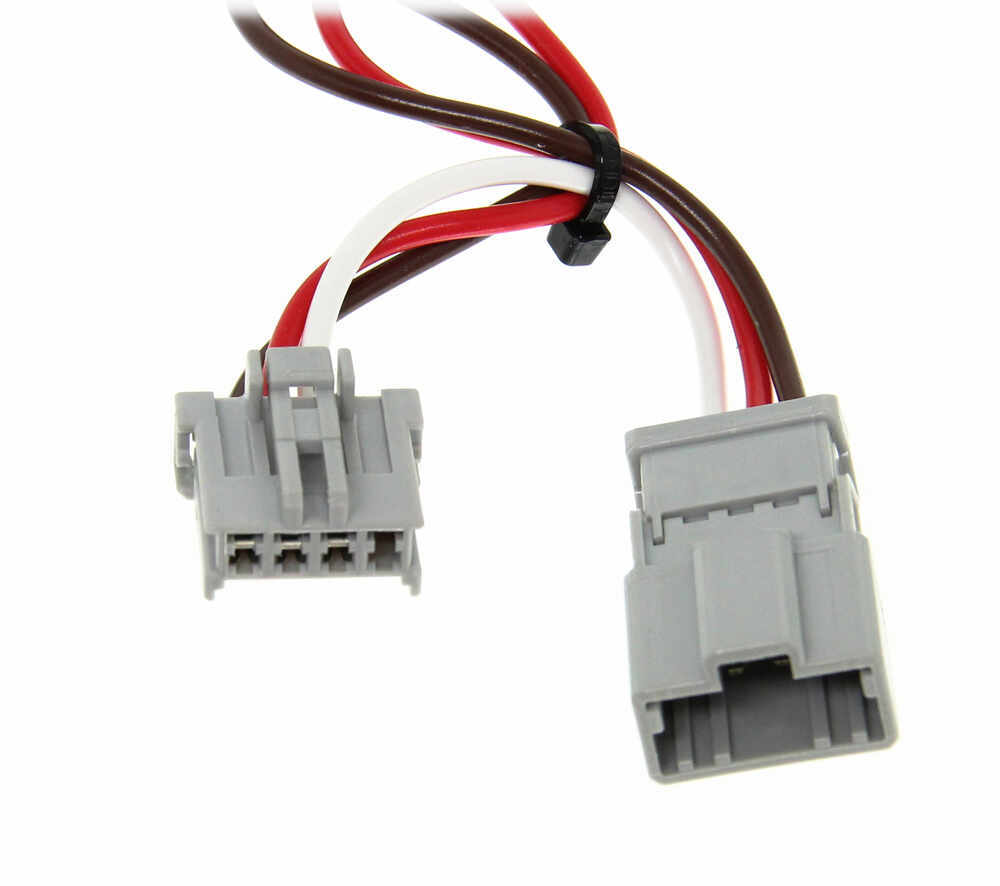 Compare T One Vehicle Wiring Vs Curt Connector Towing Harness Tekonsha Trailer Hitch 118563