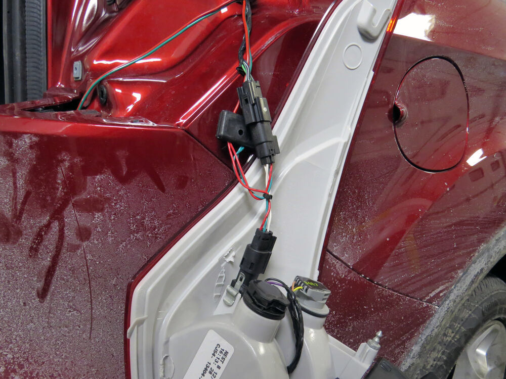 Ford escape custom fit vehicle wiring tekonsha