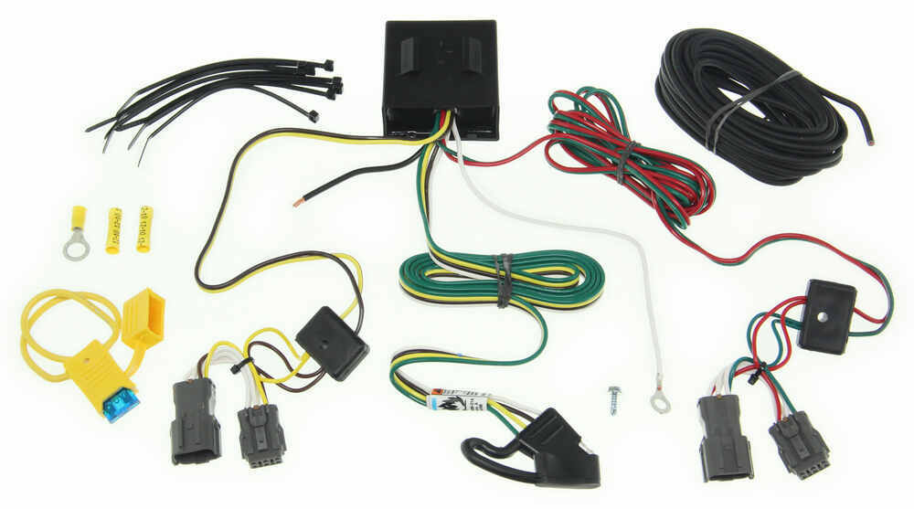 Custom Fit Vehicle Wiring 118571 - Custom Fit - Tekonsha