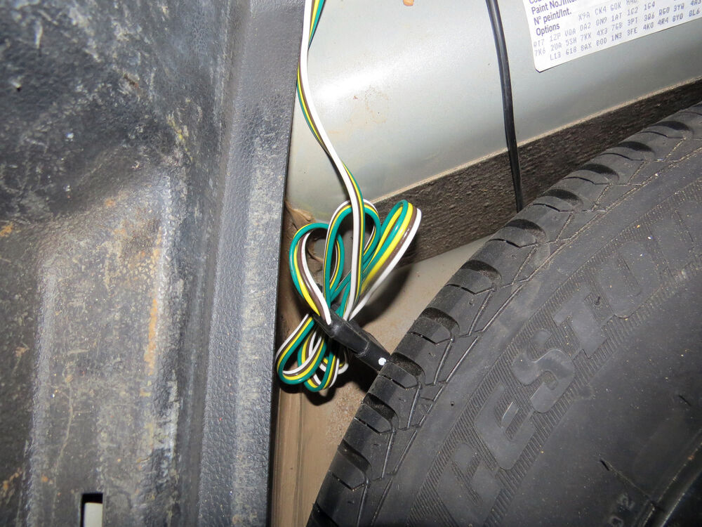 Trailer Wiring Harness Vw Jetta : Volkswagen jetta custom fit vehicle wiring tekonsha