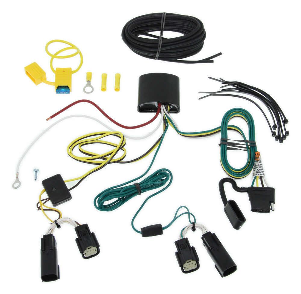 T One Vehicle Wiring Harness Tekonsha Custom Fit 118574 For