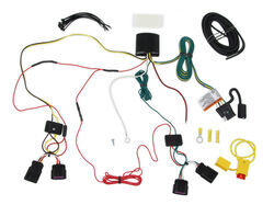 Tow Ready 2013 Chrysler 200 Custom Fit Vehicle Wiring