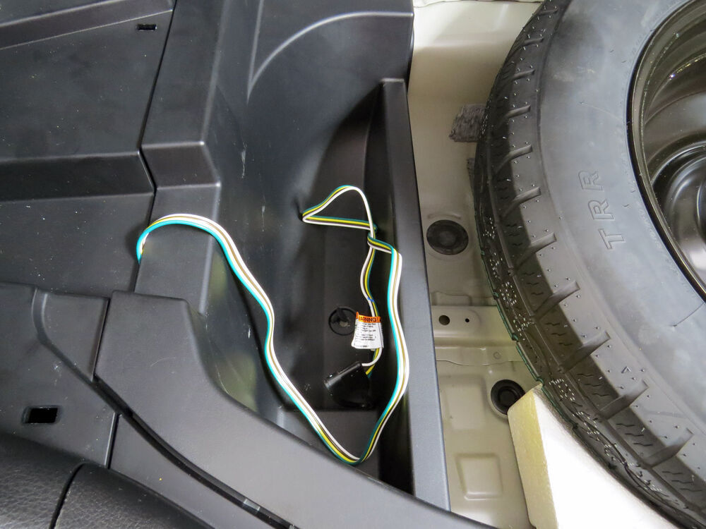 Trailer Wiring Harness For Toyota Sienna : Toyota sienna trailer wiring harness likewise