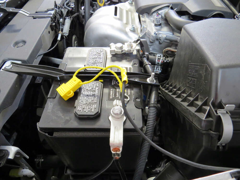 2013 Toyota Rav4 Custom Fit Vehicle Wiring