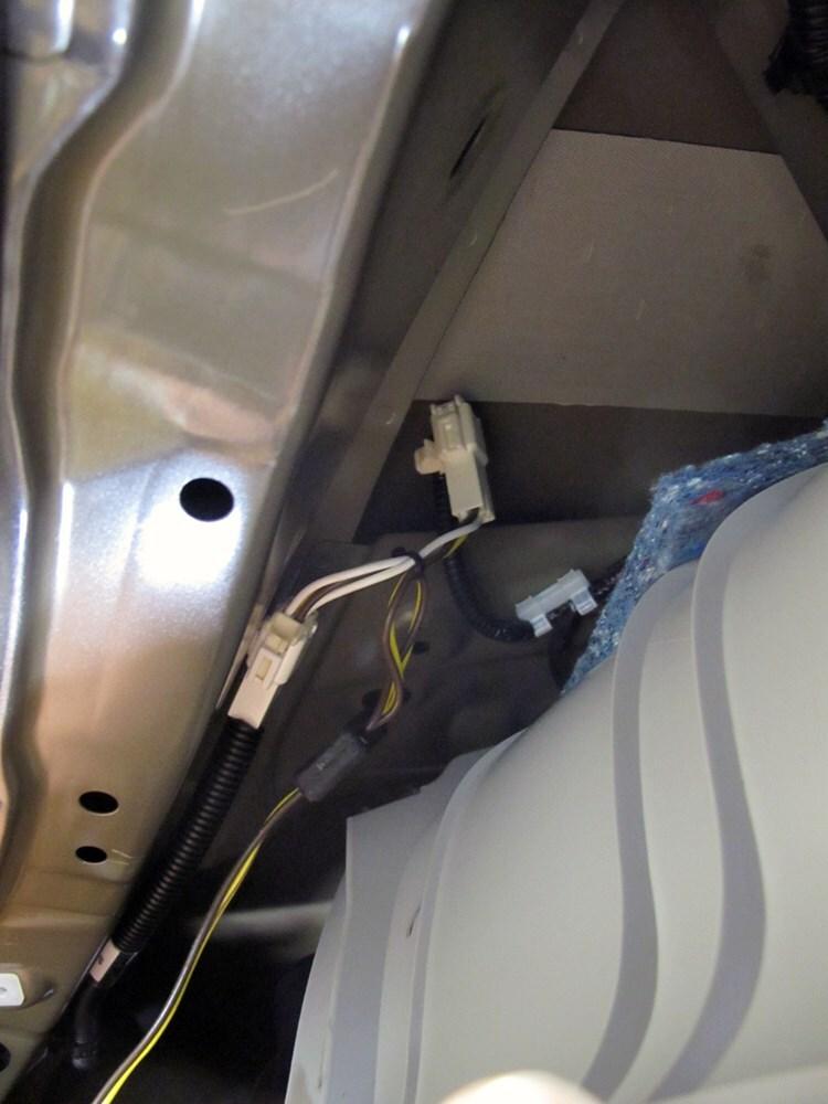 trailer wiring harness for 2005 toyota rav toyota trailer
