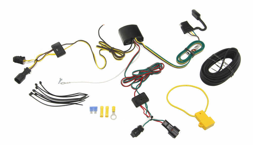 Kia sorento custom fit vehicle wiring tekonsha