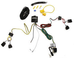 2015 buick encore trailer wiring etrailer com t one vehicle wiring harness 4 pole flat trailer connector