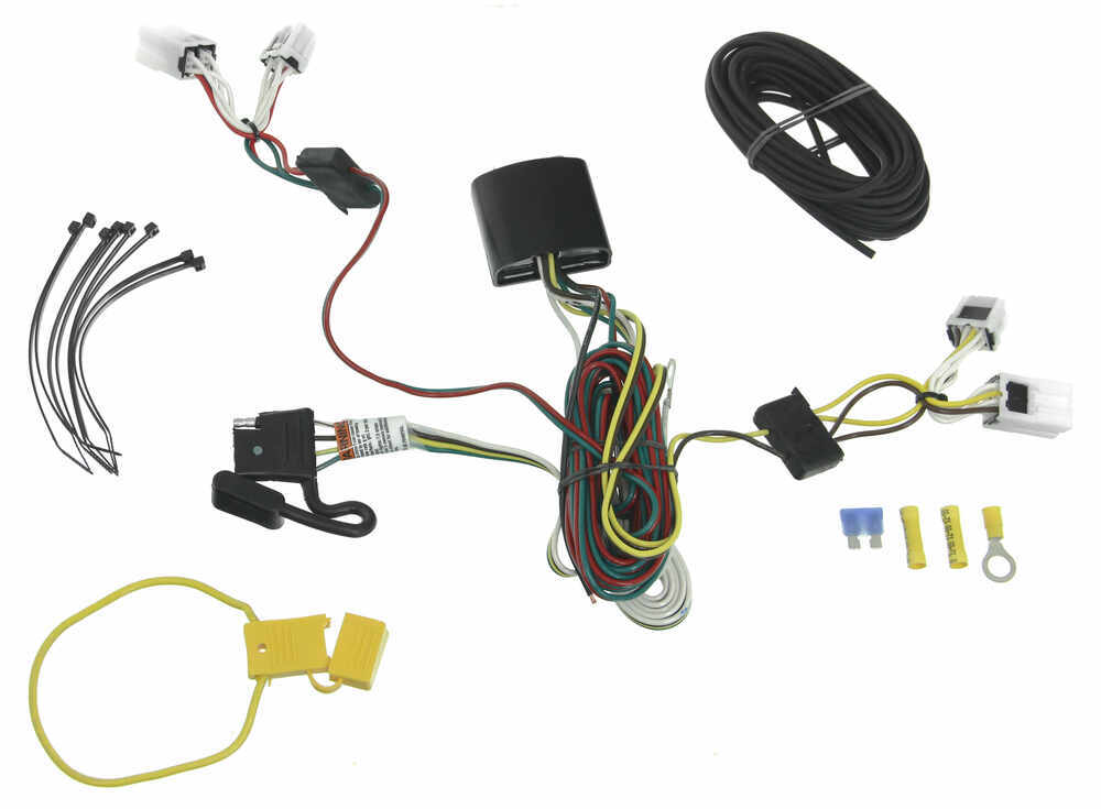 2013 Nissan Nv200 Custom Fit Vehicle Wiring