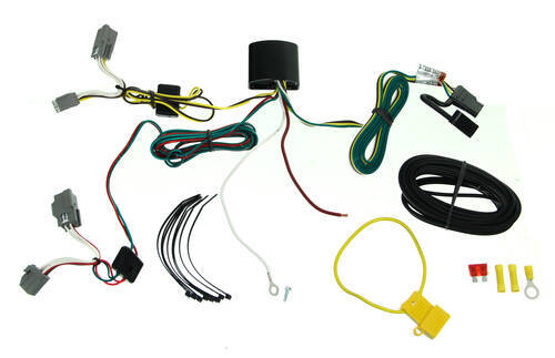 118599_3_500 trailer wiring harness installation 2013 ford taurus video