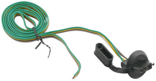 4-pole Knockout Wiring Harness