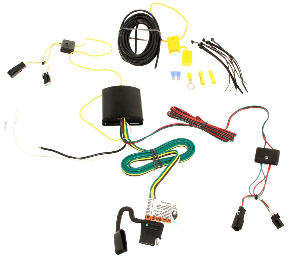 trailer wiring harness installation 2015 chevrolet sonic. Black Bedroom Furniture Sets. Home Design Ideas