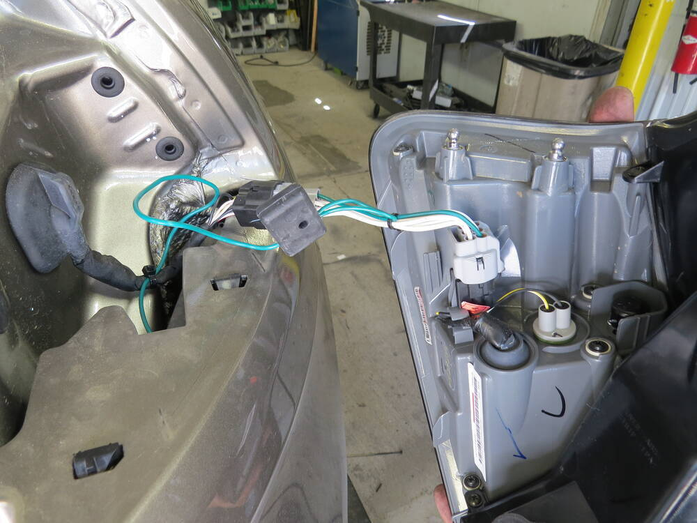 2017 Jeep Cherokee Custom Fit Vehicle Wiring