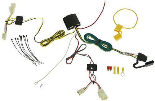 2015 Toyota Prius V T One Vehicle Wiring Harness with 4