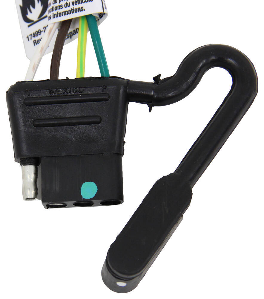 ford transit connect trailer wiring