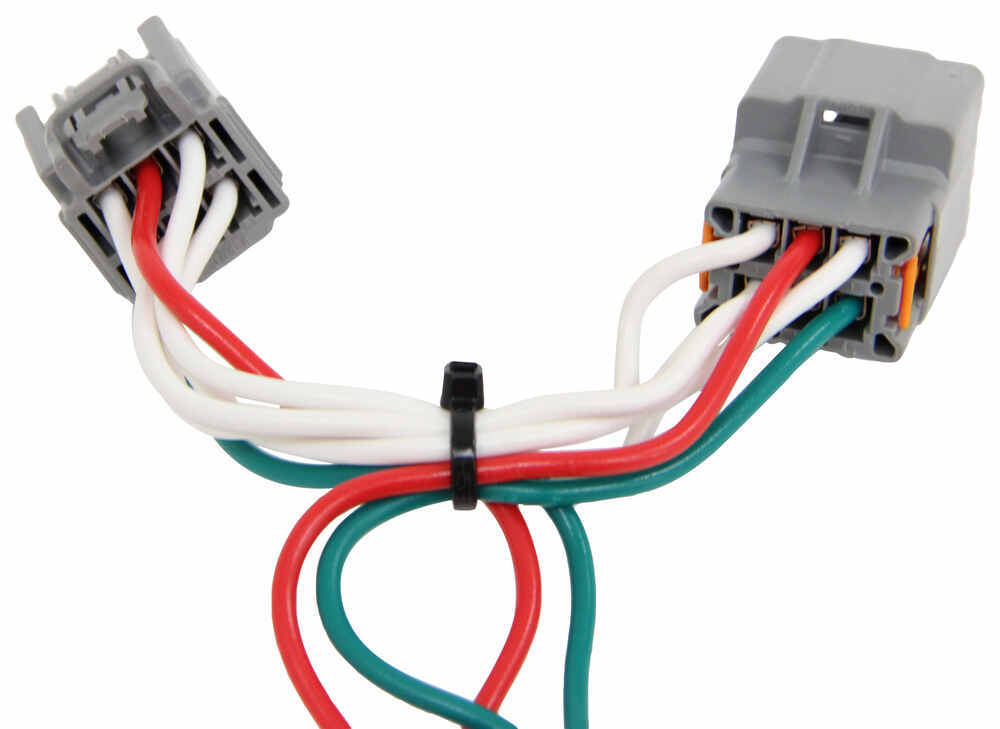 Ford transit connect custom fit vehicle wiring tow