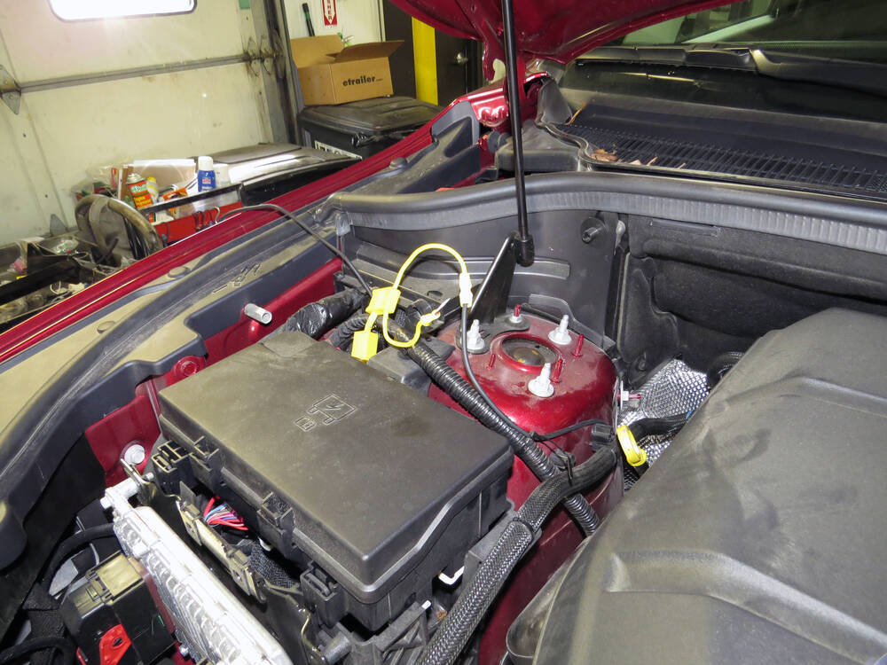 2014 dodge durango t one vehicle wiring harness with 4