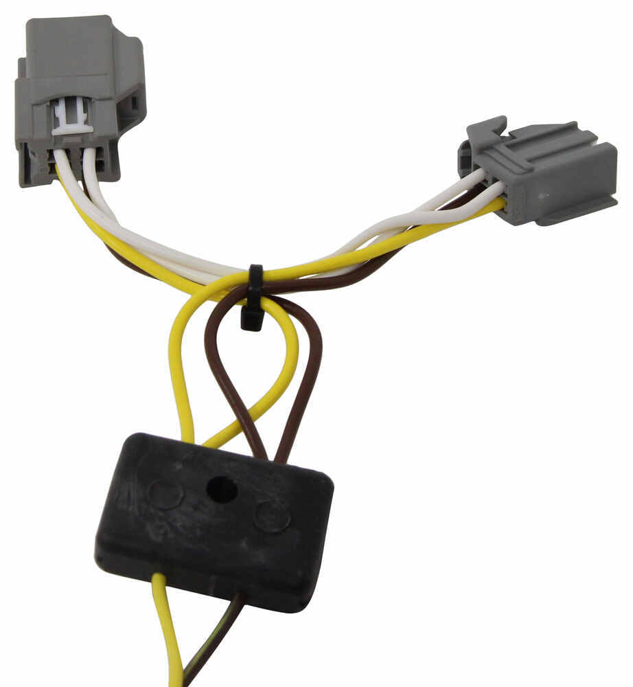 Trailer Wiring Harness Chrysler 300 : Chrysler custom fit vehicle wiring tekonsha