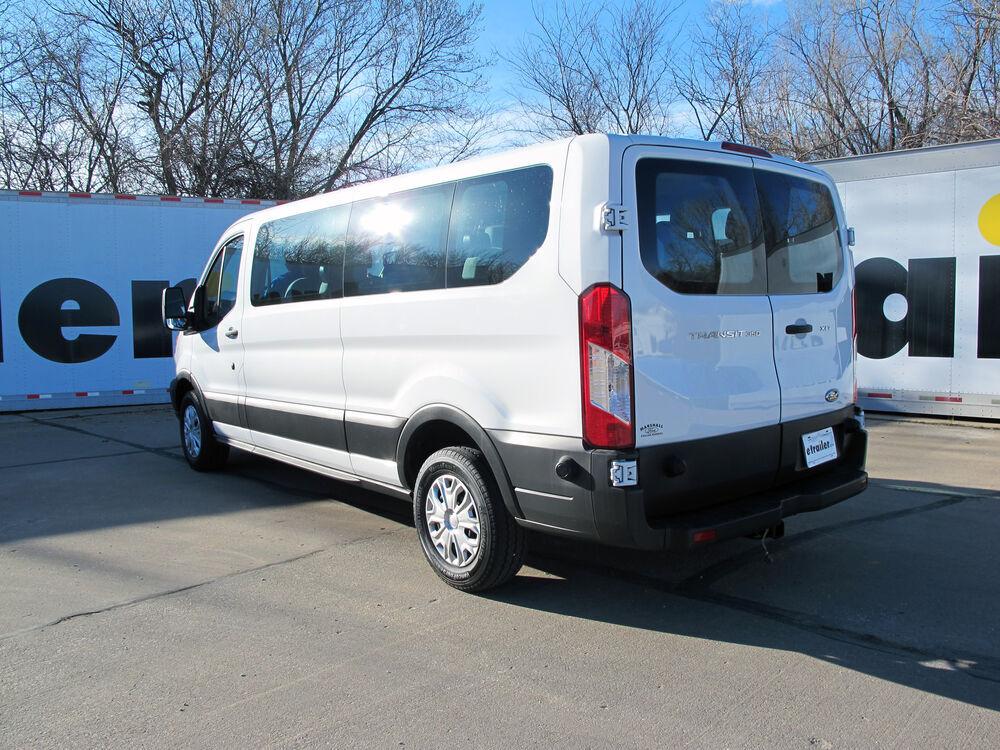 2015 ford transit t350 custom fit vehicle wiring tekonsha. Black Bedroom Furniture Sets. Home Design Ideas