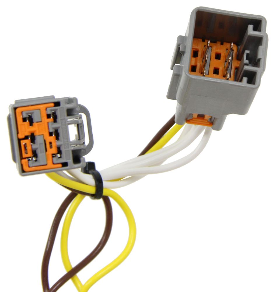 Compare T One Vehicle Wiring Vs Land Rover Discovery 1 Trailer Harness Custom Fit 118647 4 Flat Tekonsha