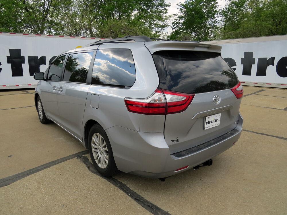 Trailer Wiring Harness For Toyota Sienna : Toyota sienna custom fit vehicle wiring tekonsha