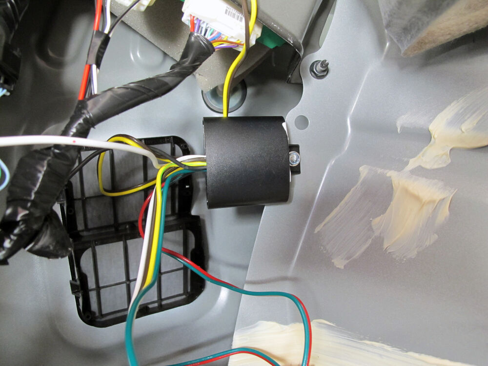 Tow Ready Custom Fit Vehicle Wiring For Nissan Rogue 2010 118480
