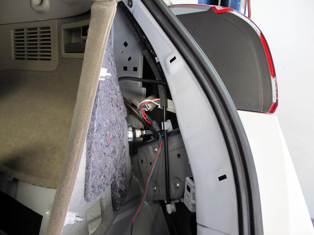 2009 Nissan Murano Custom Fit Vehicle Wiring