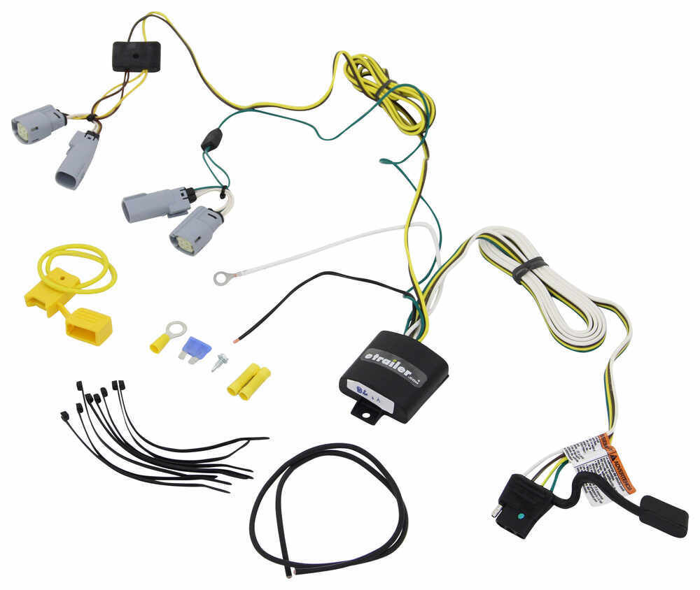 2016 dodge challenger t one vehicle wiring harness with 4. Black Bedroom Furniture Sets. Home Design Ideas