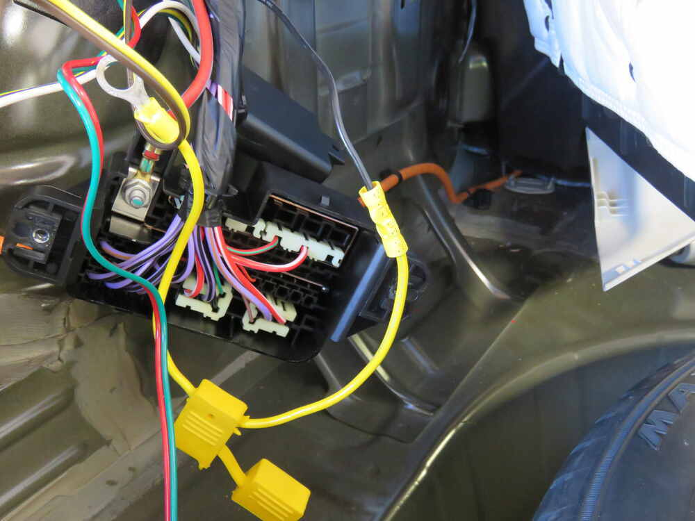 2017 Chevrolet Trax Custom Fit Vehicle Wiring