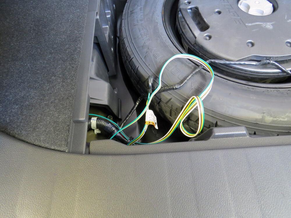 Nissan murano custom fit vehicle wiring tekonsha