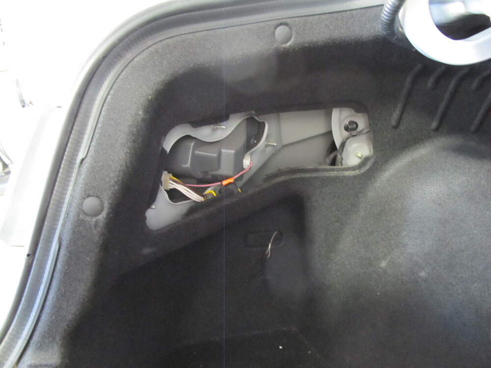 Nissan Tow Hitch Wiring Harness