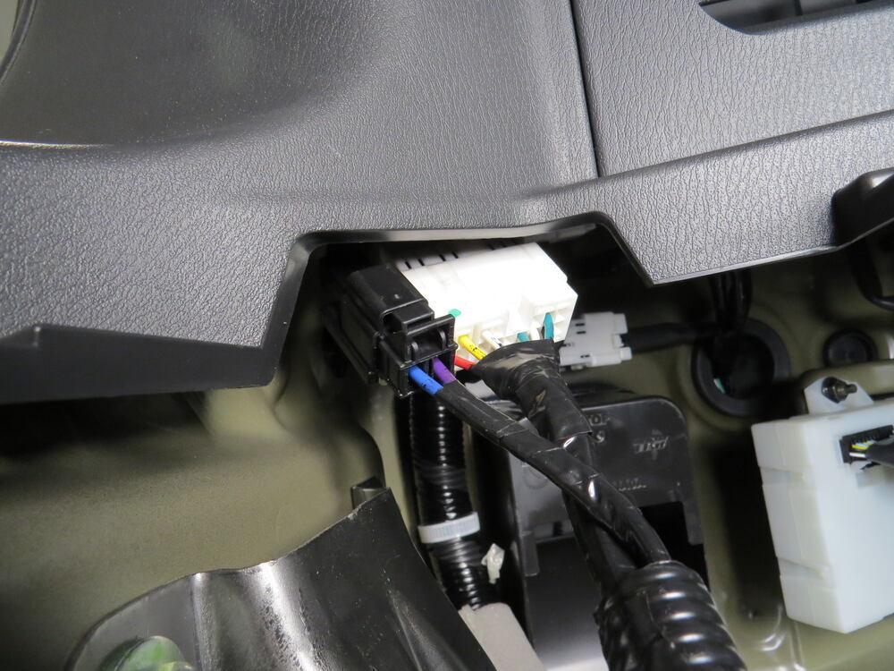 2017 Nissan Pathfinder Trailer Wiring Harness  Nissan  Auto Wiring Diagram