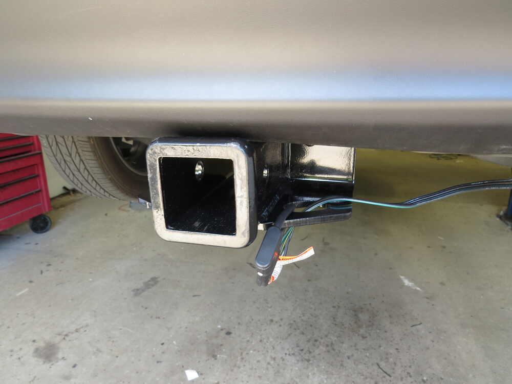 2017 Infiniti QX60 Custom Fit Vehicle Wiring - Tekonsha on