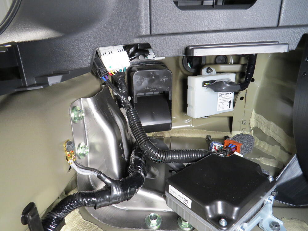 2017 Nissan Pathfinder Custom Fit Vehicle Wiring