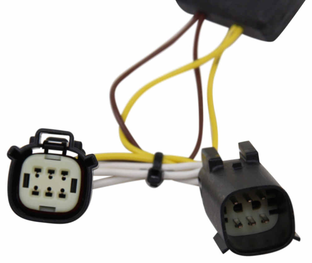 edge tuner wire harness 2013 ford edge trailer wiring harness 2016 ford edge t-one vehicle wiring harness with 4-pole ...
