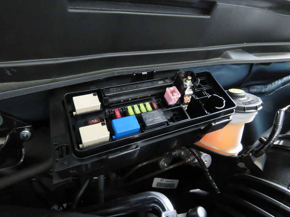 2017 Honda Pilot Custom Fit Vehicle Wiring - Tekonsha