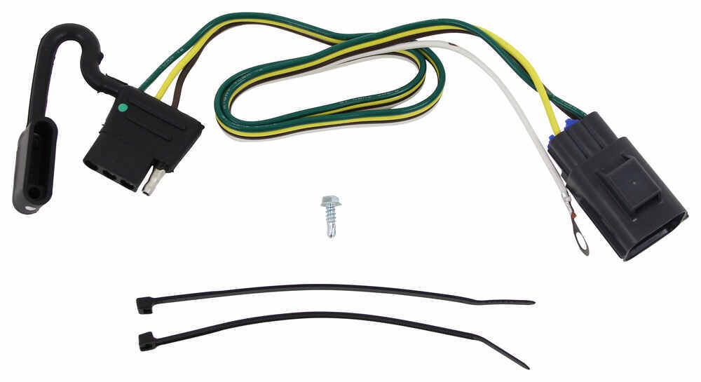 Compare Curt T-Connector vs T-One Vehicle Wiring   etrailer.com