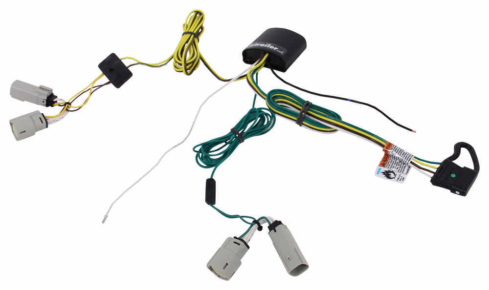 lincoln mkx trailer wiring harness installation ignition