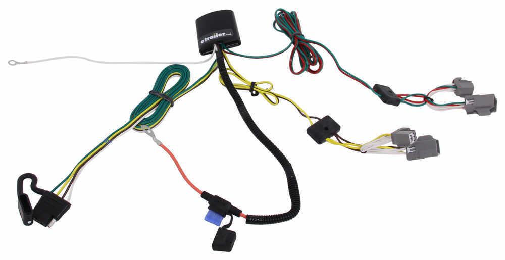 Volvo xc custom fit vehicle wiring tekonsha